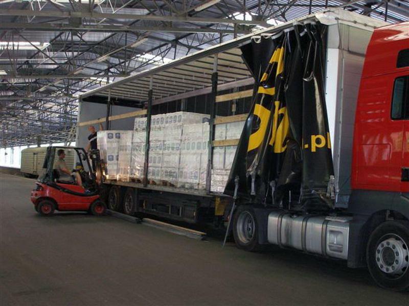 Международные перевозки сборных грузов ДМ АДВАНС